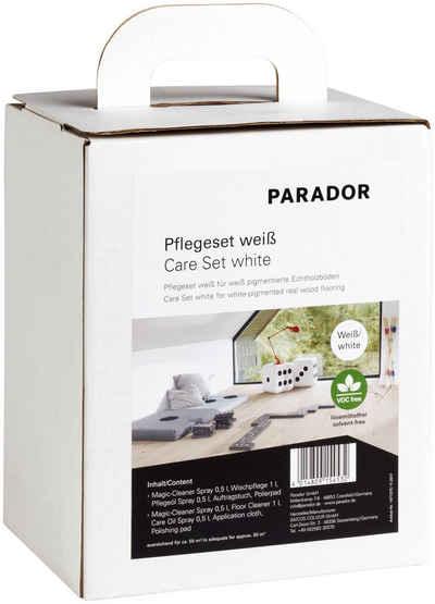 PARADOR Bodenpflegemittel (Set, 5 St), für weiß pigmentierte Echtholzböden