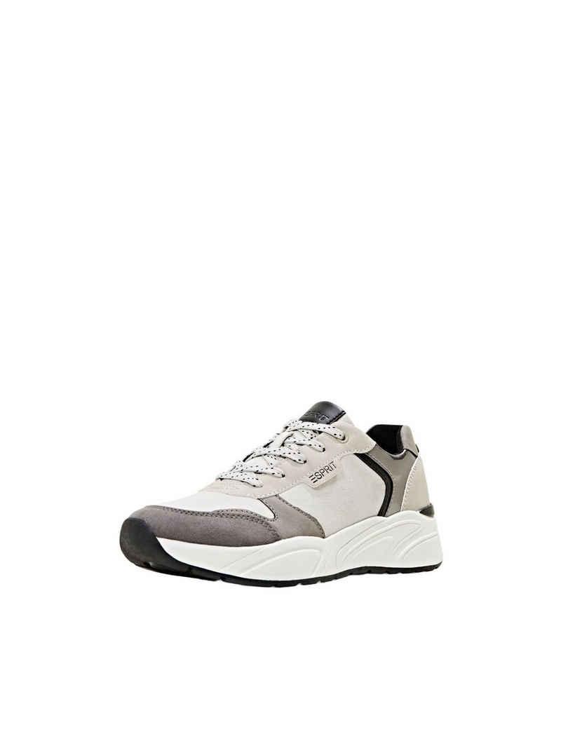 Esprit »Sneakers aus Material-Mix« Sneaker