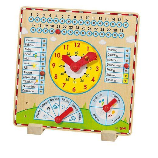 goki Lernspielzeug »Jahresuhr«