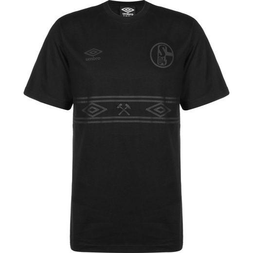 Umbro T-Shirt »Fc Schalke 04 Stealth«