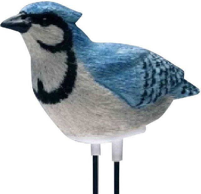 JOKA international »Feuchtigkeits Sensorvogel blau singender Vogel Feuchtikeitsmesser für Pflanzen 14354« Wassermelder (Feuchtikeits-Sensorvogel in blau)