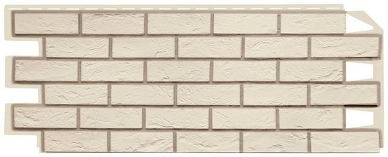 Baukulit VOX Verblendsteine »Vox Solid Brick Conventry«, (12-tlg)