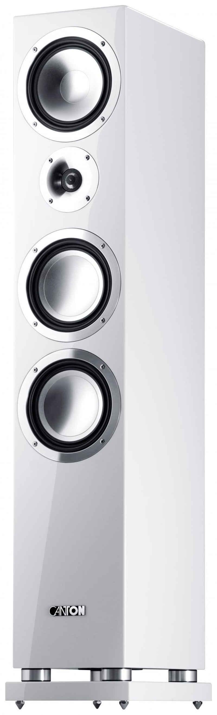 CANTON Chrono SL 590.2 DC weiß (stück) Stand-Lautsprecher (keine)