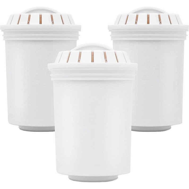 Philips Wasserfilter 3er-Set Ersatzfilterkatuschen