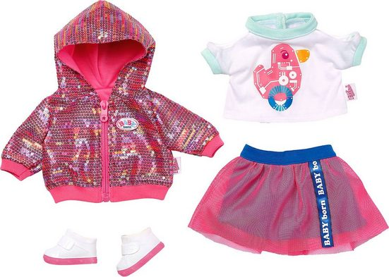 Zapf Creation® Puppenkleidung »BABY born® Deluxe Style Puppenkleidung 43cm«