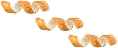 TRIXIE Kauknochen »Chicken Chewing Curls«, 3 Stück