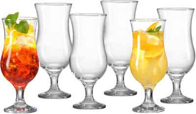 Ritzenhoff & Breker Cocktailglas »Joy«, Glas, 390 ml, 6-teilig