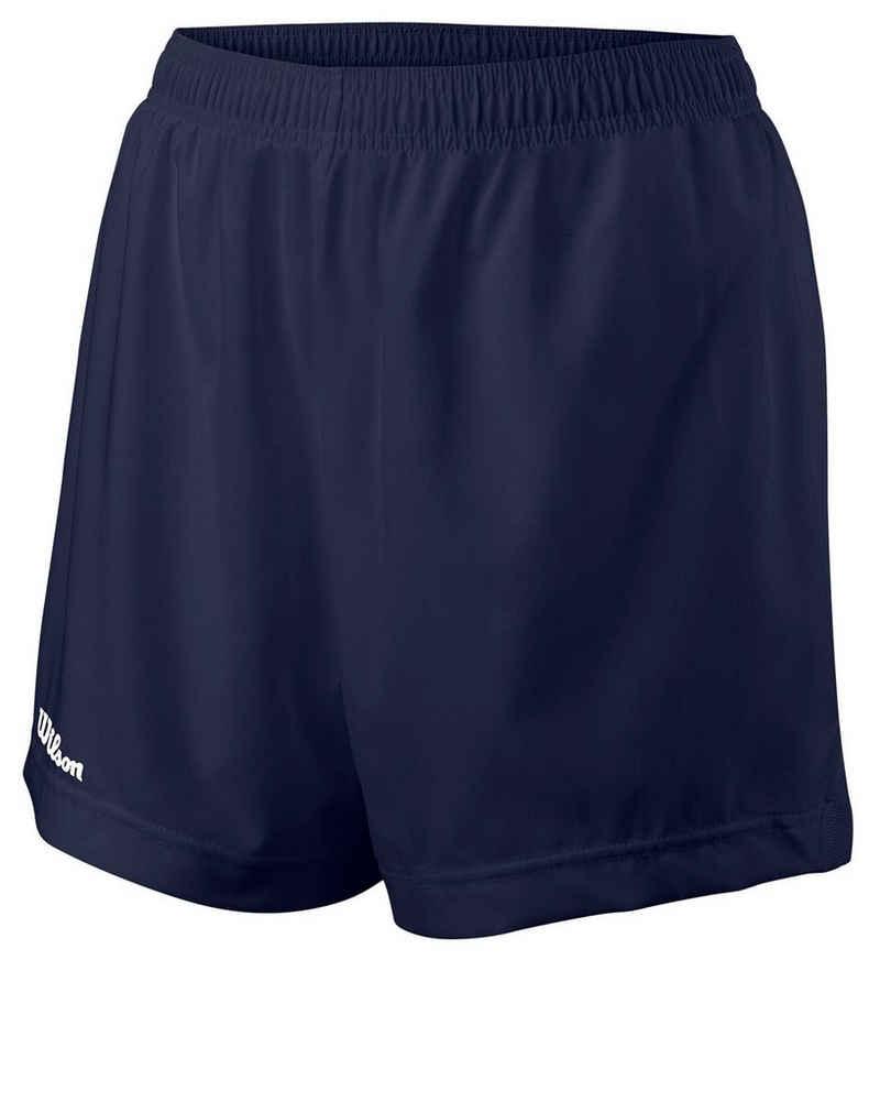 Wilson Tennisshort »Damen Tennis-Shorts TEAM II 3.5«
