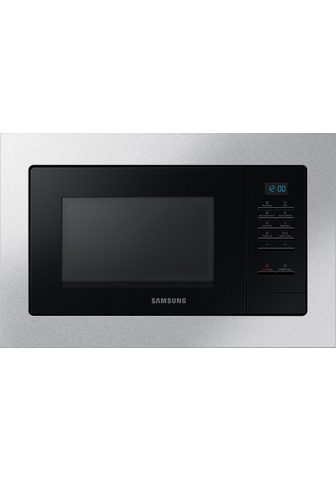 Samsung Einbau-Mikrowelle MG23A7013C 23 l