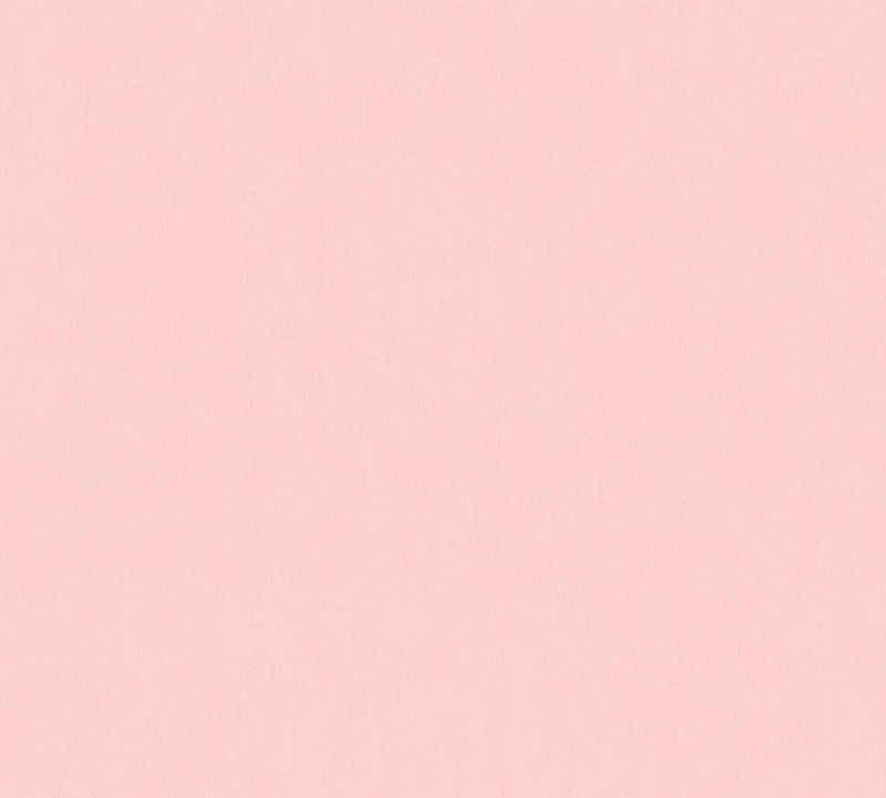 A.S. Création Vliestapete »Little Love«, glatt, einfarbig, unifarben, Baby- und Kinderzimmertapete