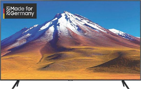 Samsung GU75TU6979U LED-Fernseher (189 cm/75 Zoll, 4K Ultra HD, Smart-TV)