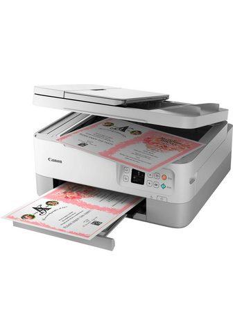 Canon PIXMA TS7451 Multifunktionsdrucker (Bl...