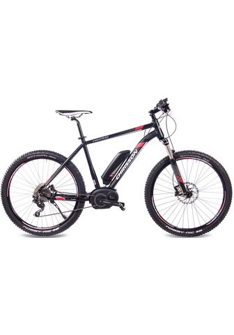 Chrisson E-Bike »E-Mounter 2.0« 10 Gang Shimano...