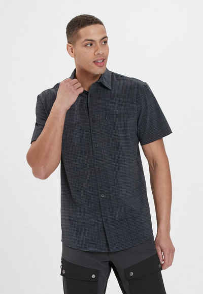 WHISTLER Outdoorhemd »MOUNTY M Shirt« in trendigem Karo-Design
