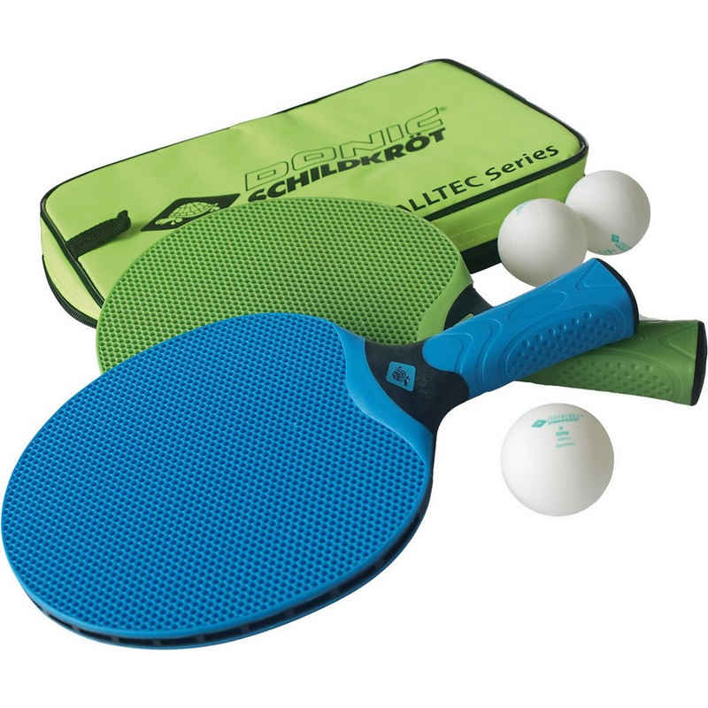 "Donic-Schildkröt Tennisschläger »Outdoor-Tischtennisset ""Alltec Hobby""«"