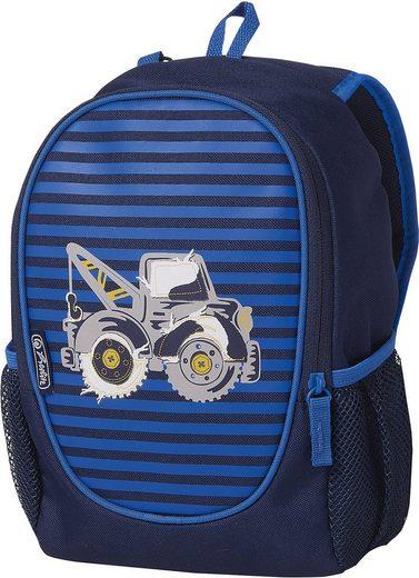 Herlitz Kindergartentasche »Kinderrucksack ROOKIE Truck«