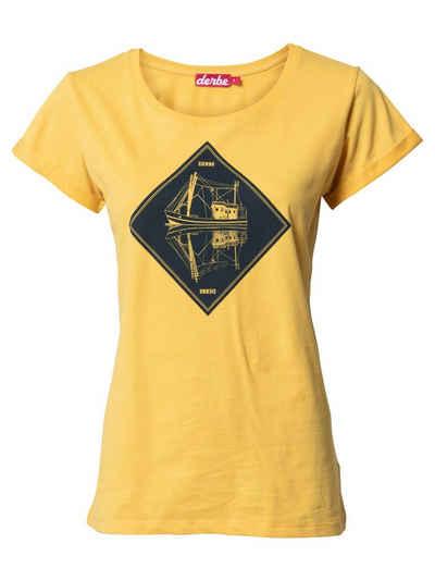 Derbe T-Shirt »Mirage Girls« (1-tlg)