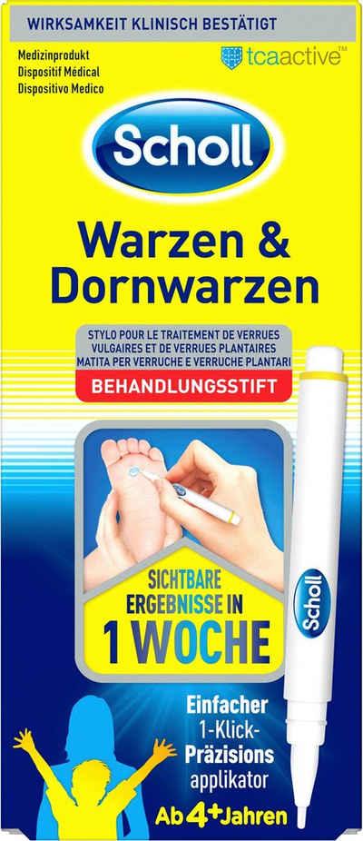 Scholl Warzen-Behandlungsstift