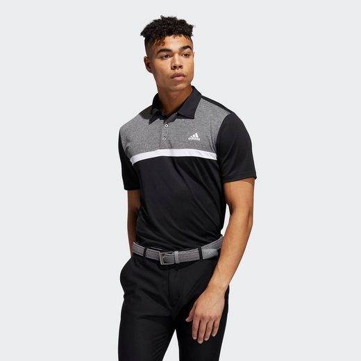 adidas Performance Poloshirt »Novelty Colorblock Poloshirt«