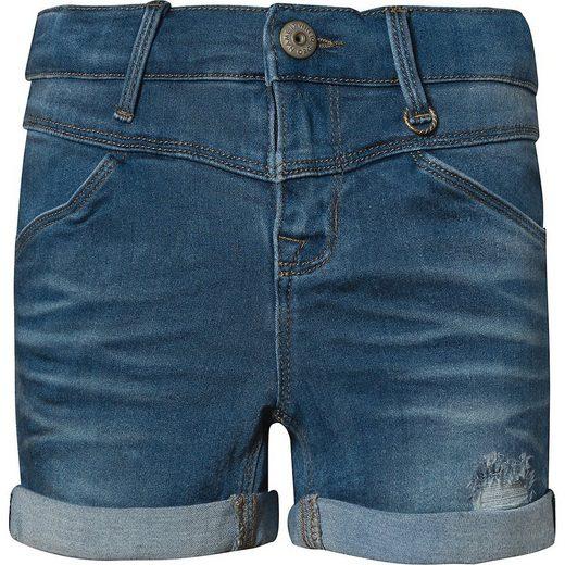 Name It Jeansshorts »Jeansshorts NKFSALLI für Mädchen«