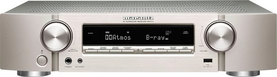 Marantz »NR1711« 7.2 AV-Receiver (WLAN, LAN (Ethernet), Bluetooth, 7.2-Kanal 8K Ultra HD)