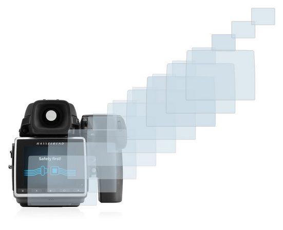 Savvies Schutzfolie »für Hasselblad H6D-400C MS«, (18 Stück), Folie Schutzfolie klar