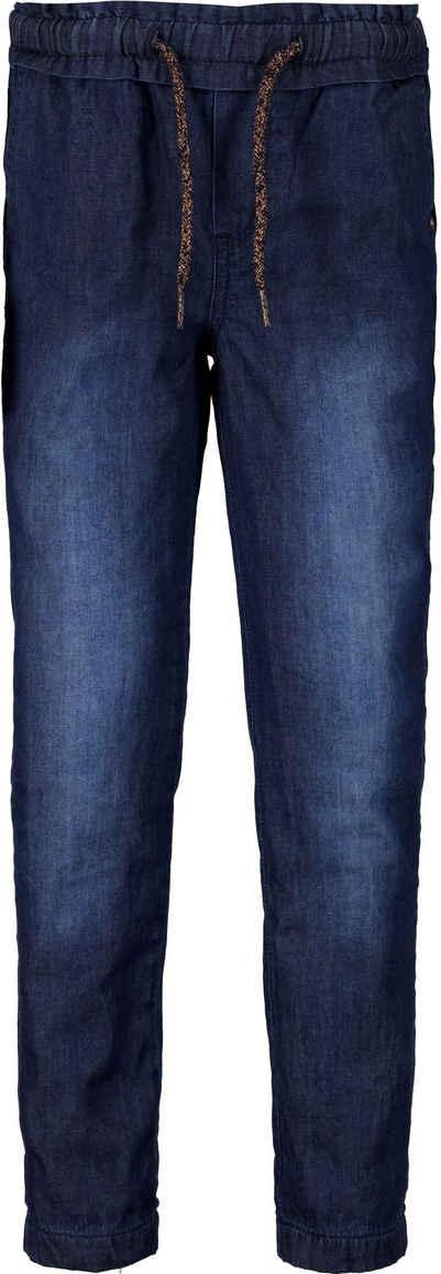 Garcia Tapered-fit-Jeans »J14725 - 1495-denim blue« mit Taillenbund
