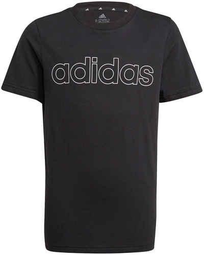 adidas Performance T-Shirt »ADIDAS BOYS ESSENTIALS LOGO TEE«