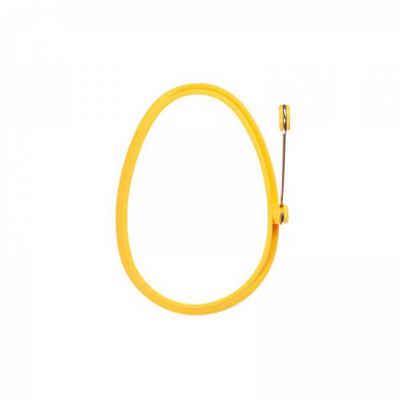 Kochblume Silikonform »Eier-Form«, Oval