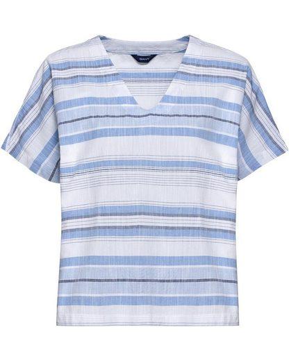 Gant Shirtbluse »Schlupfbluse«