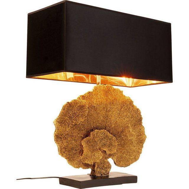 KARE Tischleuchte »Edle Coral Gold«   Lampen > Tischleuchten > Beistelltischlampen   KARE