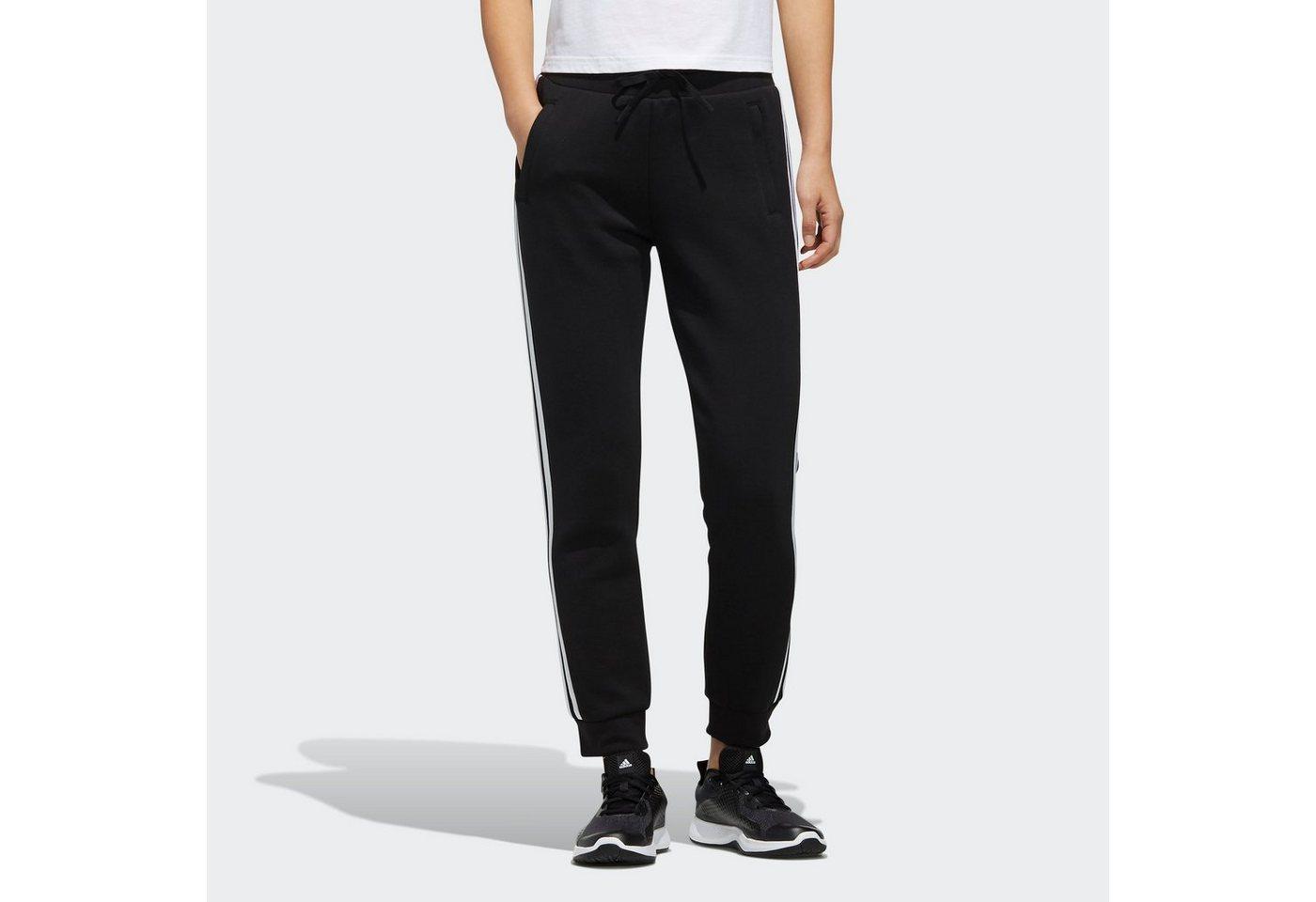 adidas performance -  Jogginghose »MH PANT DK 3 STRIPES«