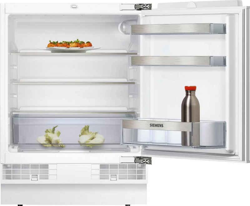 SIEMENS Einbaukühlschrank iQ500 KU15RAFF0, 82 cm hoch, 59,8 cm breit