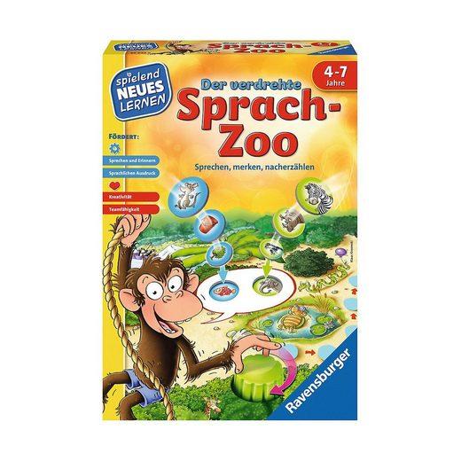 Ravensburger Lernspielzeug »Der verdrehte Sprach-Zoo«
