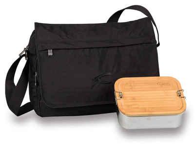camel active Messenger Bag »Journey«, mit Lunchbox