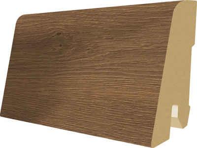 EGGER Sockelleiste »L425 - Jacksonville Eiche dunkel«, L: 240 cm, H: 6 cm
