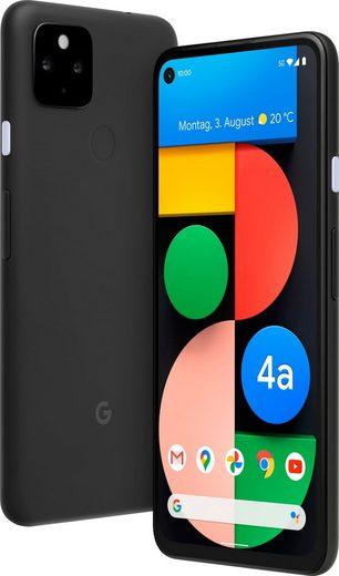 Google Pixel 4a (5G) Smartphone (15,8 cm/6,2 Zoll, 128 GB Speicherplatz, 12 MP Kamera)