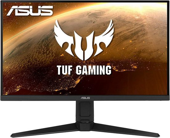 "Asus VG279QL1A Gaming-Monitor (68,58 cm/27 "", 1920 x 1080 Pixel, Full HD, 1 ms Reaktionszeit, 165 Hz, IPS, 68,58cm (27) Full-HD,1ms)"