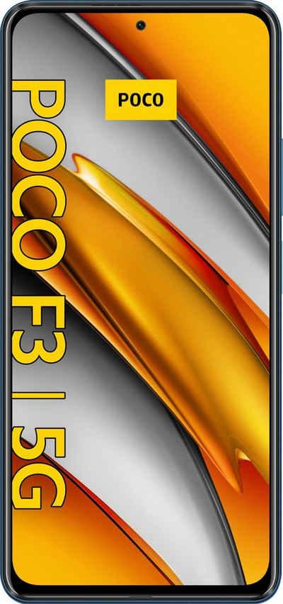Xiaomi Poco F3 Smartphone (6,67 cm/16,94 Zoll, 256 GB Speicherplatz, 48 MP Kamera)