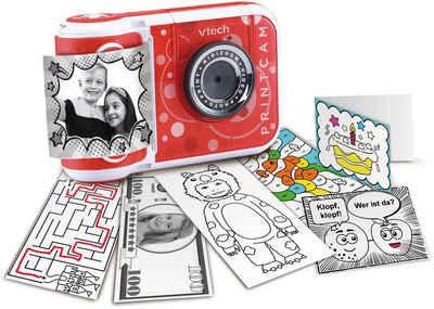 Vtech® »KidiZoom Print Cam« Kinderkamera (5 MP, mit eingebautem Thermodrucker)