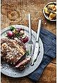 WMF Steakbesteck »Nuova«, Solide Monobloc Steakmesser, Bild 2
