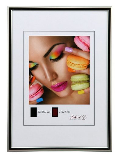 IDEAL TREND Bilderrahmen »Ideal Life Kunststoff Bilderrahmen 10x15 cm bis 50x70 cm Bilder Foto Rahmen«