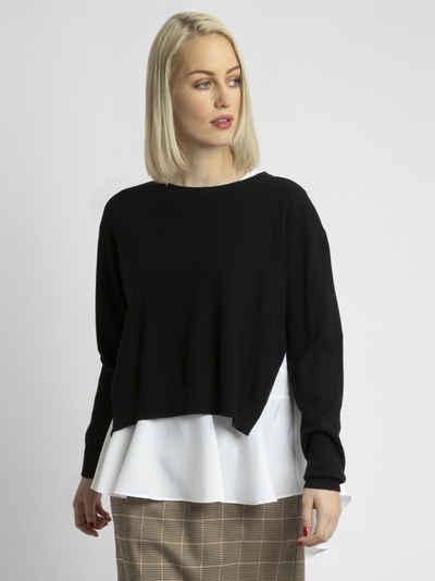 Apart 2-in-1-Pullover im Layering-Look