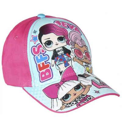 LOL Surprise Baseball Cap »Kinder Baseball Kappe« 53 cm Kopfumfang