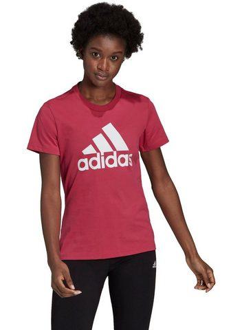 adidas Performance Marškinėliai »LOUNGEWEAR ESSENTIALS LO...