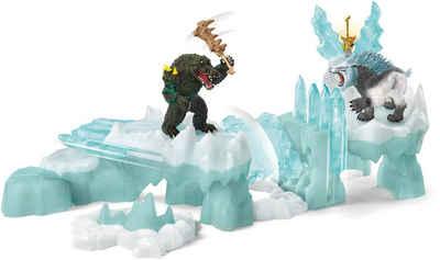 Schleich® Spielwelt »Eldrador, Angriff auf die Eisfestung (42497)«, (Set)