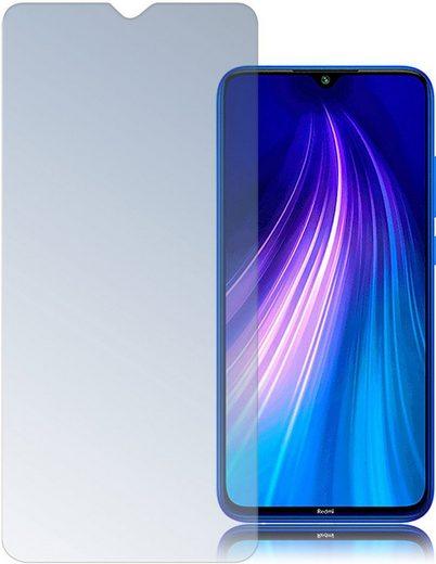 4smarts Glasfolie »Second Glass 2.5D für Xiaomi Redmi Note 8«
