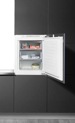SIEMENS Einbaugefrierschrank iQ500 GI11VADE0, 71,2 cm hoch, 55,8 cm breit