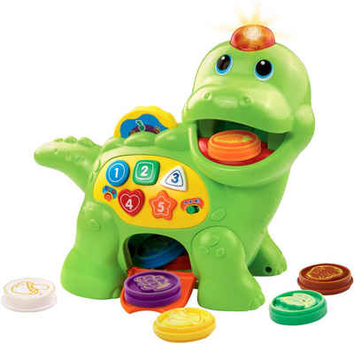 Vtech® Lernspielzeug »Fütter-mich Dino«