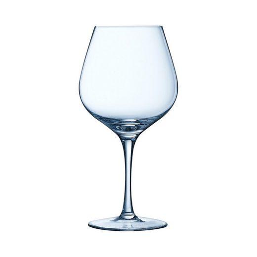 Chef & Sommelier Rotweinglas »Cabernet Abondant Burgund«, Weinglas 500ml Krysta Kristallglas transparent 6 Stück